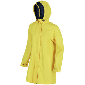 Regatta Gracelynn Coat Women Life Guard Yellow